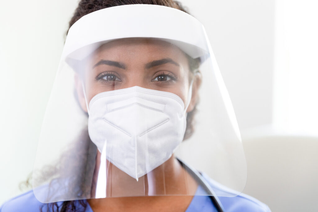 Kencord provides PPE for hospitals.